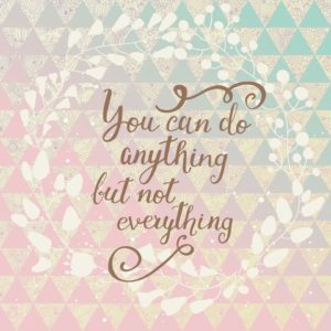Can do Anything